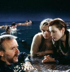 Sala66 - James Cameron, Kate Winslet y Leonardo DiCaprio...