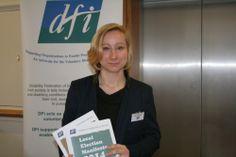 Agnieszka Wieczorkowska - Independent Candidate - Ballymun - Local Elections 2014