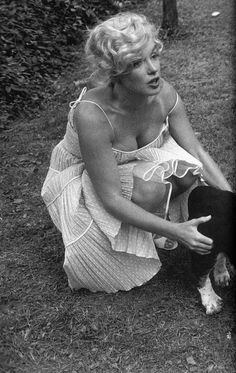 Marilyn Monroe from ALL ABOUT MARILYN MONROE
