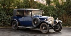 1928 Barker Rolls-Royce 20 Limousine GKM26