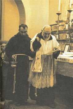 Close encounters of the special kind of Padre Pio with inquisition (1959-1963). Last years and death in San Giovanni Rotondo (1958-1968)