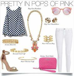 Pretty in pink! Http://www.stelladot.com/ kristenhaydentorrisi