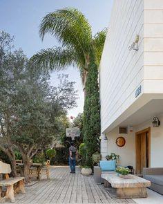להתחמם+עם+העצים:+מהפך+עיצובי+לקומת+הקרקע+של+בית+במושב+|+בניין+ודיור