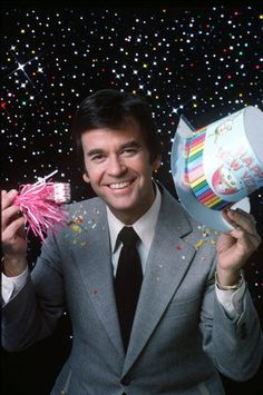 New Year's Eve spent with Dick Clark...*Miss him