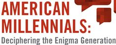 American Millennials: Deciphering the Enigma Generation