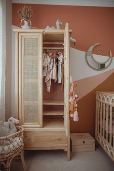Nursery Room Decor, Boys Room Decor, Boy Room, Girl Kids Room, Nursery To Toddler Room, Ikea Baby Nursery, Toddler And Baby Room, Baby Girl Room Decor, Boho Nursery
