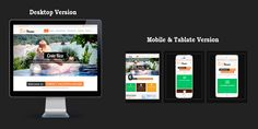 Mobile Friendly and responsive web design