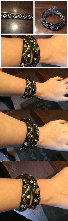 Bracelets 50637: Premier Designs 2017-2018 New Line! Fashionable Must Have Wrap Bracelet! Rv$44 -> BUY IT NOW ONLY: $33.95 on eBay!