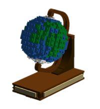 LEGO Ideas - Globe