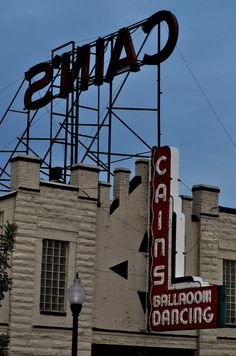 Cains, (Home of Bob Wills) Tusla Oklahoma