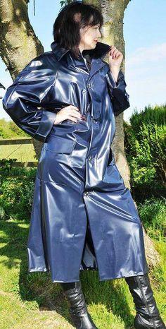 Raincoats For Women Trench Info: 8029393814 Navy Raincoat, Vinyl Raincoat, Mens Raincoat, Plastic Raincoat, Plastic Pants, Rubber Raincoats, Raincoats For Women, Black Rain Jacket, Submissive