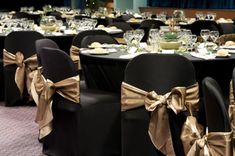 White and gold wedding decor black and gold wedding centerpieces black and bronze colour themed wedding . white and gold wedding decor Wedding Reception Chairs, Wedding Table Seating, Wedding Table Linens, Reception Ideas, Wedding Receptions, Gold Wedding Centerpieces, Gold Wedding Theme, Wedding Colors, Wedding Themes