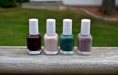 Fall 2013 Nail Colors