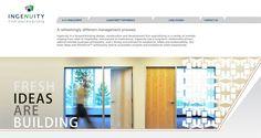 Ingenuity (ingenuity.ca) — ©PM Design and Marketing