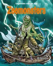 Zeemonsters Zeelegendes - Catherine Veitch (ISBN 9789054830559)