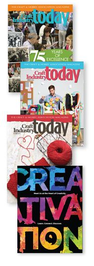 Craft and hobby / Consumer Insights / Craft Industry Today Magazine