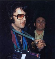 January 1971 - Elvis is named One of the Ten Outstanding Young Men of the Nation by the United States Junior Chamber of Commerce (The Jaycees).