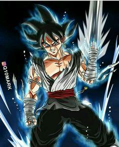 Hola soy Yanett les traigo las mejores imágenes del sexy Black Goku #detodo # De Todo # amreading # books # wattpad