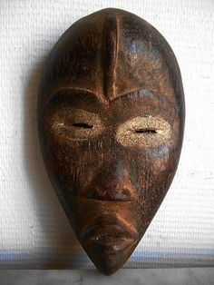 MASQUE Passeport DAN ART TRIBAL AFRICAIN ARTE AFRICANO AFRIKA KUNST MASK 19cm   eBay Follow FOSTERGINGER@ PINTEREST for more pins like this. NO PIN LIMITS. Thanks to my 22,000 Followers. Follow me on INSTAGRAM @ ART_TEXAS