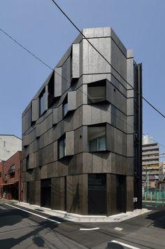 n-a-reference:  KINO - KURO building