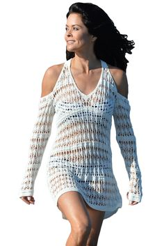 Womens Bikini Swimsuit Cover Up T-Shirt Top Sun Protection Shaw Capes Summer Floral Print Chiffon Beachwear Ladies Poncho