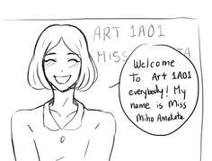 Art Lesson Part 1