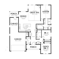 Plan 011D-0223 | House Plans and More