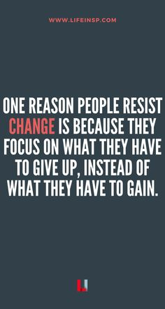 And again, here are another quote about change. This one is so true. Also, don't forget to read these 12 quotes about change in life and stop being afraid of change, because you may lose one thing, but you will gain another better thing. Remember that. Life Changing Quotes, Life Quotes Love, Work Quotes, Wisdom Quotes, Quotes To Live By, Me Quotes, Funny Quotes, Truth Quotes Life, Changes In Life Quotes