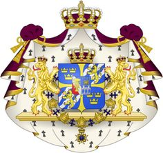 Sweden National coat of arms