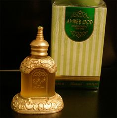 AMBER OUDH (Rasasi,Emirates) - AMBER OUDH, Oriental Exotic Concentrated Perfume by RASASI of Emirates