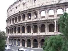 Rome, Italy  I would love to go back.