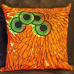 Force Spring into your home with our beautifully vibrant, fair trade Kafaliso Throw Pillows!