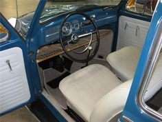 1966 vw beetle original interior   Barrett-Jackson Lot #51 - 1966 VOLKSWAGEN BEETLE 2 DOOR SEDAN