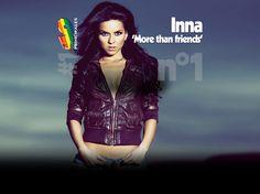El número 1 de los 40 principales: Inna feat. Daddy Yankee - More than friends. Del 27 al 2 de agosto de 2013.