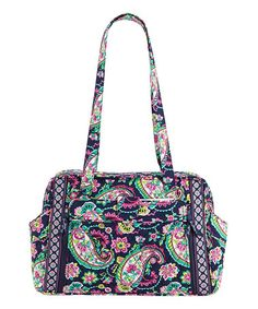 Look what I found on #zulily! Petal Paisley Make a Change Diaper Bag #zulilyfinds