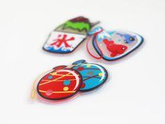 Matsuri Cool Pack - a cute Japanese festival ice pack | Bento