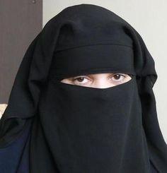 Munaqabbah in 3 Layer Niqab