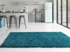 Image result for teal rug