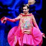 2012 collection - Guo Pei at the fashion show Dragon's Story in Beijing