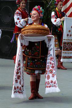 ukrainian style greeting