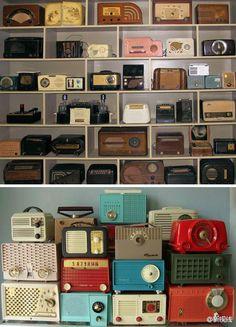radios, my big bro was a big time collector.