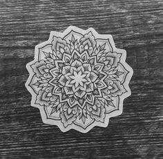 Cute Tattoos, Leg Tattoos, Body Art Tattoos, Small Tattoos, Tattoos For Guys, Tattoo Sketches, Tattoo Drawings, Tropical Flower Tattoos, Sunflower Mandala Tattoo