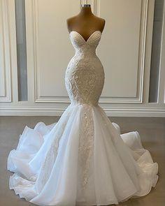 Wedding Dress Trends, Sexy Wedding Dresses, Wedding Attire, Bridal Dresses, Bridesmaid Dresses, Prom Dress, Wedding Ideas, Wedding Bride, Disney Wedding Gowns
