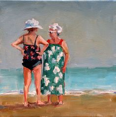 @Becky Remley Batalis...someday this will be us ;)  Carol Carmichael Paints