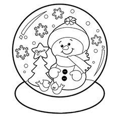 The-snowman-globe
