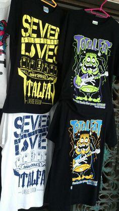 TOTALFAT 2013Tシャツ