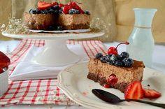5 tartas espectaculares sin horno para estas Navidades French Toast, Cheesecake, Pie, Favorite Recipes, Breakfast, Desserts, Food, Chocolate Mouse, Pound Cake