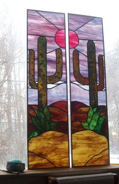 Holidaze Stained Glass - Custom 045