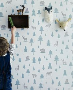 Into The Wild - Hibou Home 2 Wallpaper