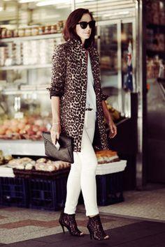 chic leopard